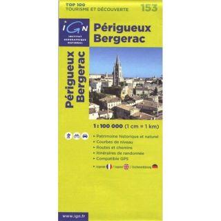PERIGUEUX ; BERGERAC ; 153   Achat / Vente livre Ign pas cher