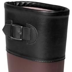 Adi Designs Womens Fmg 42 Buckle Accent Rainboots