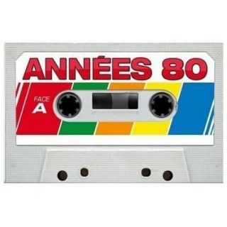 K7 ANNEES 80   Achat CD COMPILATION pas cher