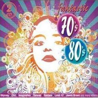 FANTASTIC 70S 80S   Achat CD COMPILATION pas cher