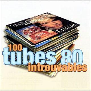 100 TUBES 80 INTROUVABLES   Achat CD COMPILATION pas cher