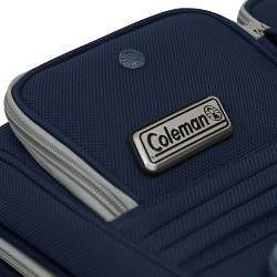 Coleman Water repellent 3 piece Luggage Set