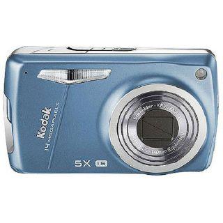 Kodak EasyShare M580 14MP Blue Digital Camera (Refurbished