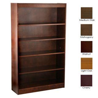 Ergocraft Laguna 5 shelf Wood Veneer Bookcase Today $301.99 3.6 (7