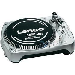 Tourne disque USB Lenco L 81 à encodage direct   La connexion via