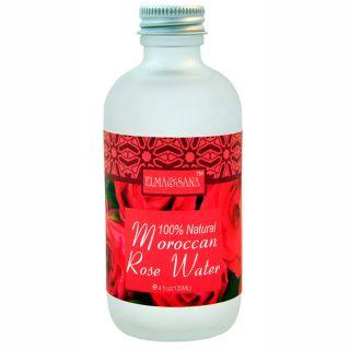 Elma & Sana Pure Moroccan Rose Water 4 ounce Skin Toner Today $13.49