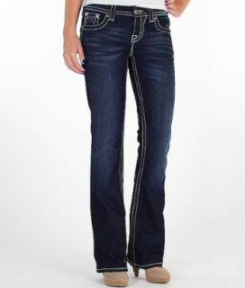 Miss Me Glitz Easy Boot Stretch Jean DK 129 Clothing