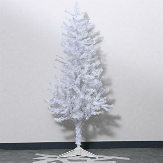 150 cm 240 branches   Achat / Vente SAPIN DE NOEL Sapin blanc 150