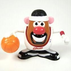 Hasbro Cleveland Cavaliers Mr. Potato Head Toy
