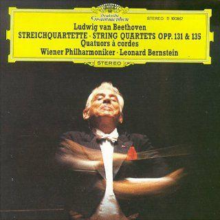 Beethoven String Quartets Nos. 14 & 16, Opp. 131, 135