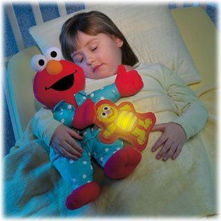 Sesame Street Elmo Light Up Pajama Pal Toys & Games