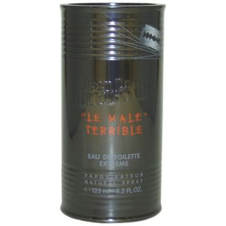 Jean Paul Gaultier Le Male Terrible Mens 4.2 ounce Eau de Toilette