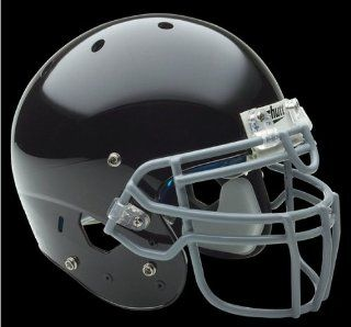 Schutt ProAir II Football Helmet   METALLIC BLACK Sports