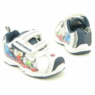 Thomas & Friends Baby White Walking Shoes (Size 4)