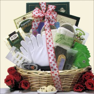 Great Arrivals Hand and Foot Therapy Valentines Day Spa Gift