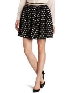 Corey Lynn Calter Womens Shelby Mini Skirt Clothing