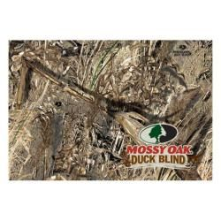 Final Approach Mossy Oak Duck Blind Camo Neck Gaiter