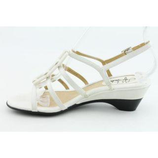 Life Stride Womens Josette White Sandals