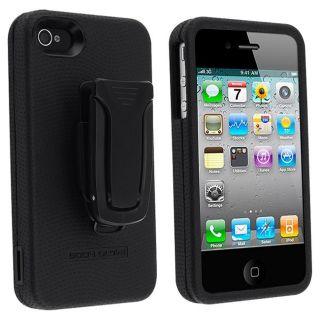 Black Body Glove Apple iPhone 4 Protector Case