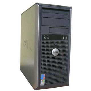 Dell Optiplex GX620 3.4GHz 80GB Desktop Computer (Refurbished