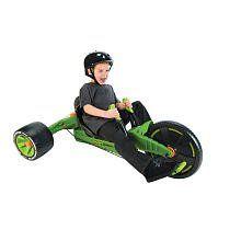 The Original Huffy Junior Green machine 16 inch wheels