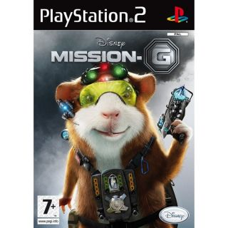 MISSION G / JEU CONSOLE PS2   Achat / Vente PLAYSTATION 2 MISSION G