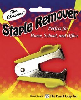 Staple Remover Claw Style, Assorted Colors (TPG 136)