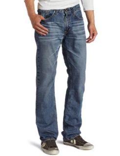 Big Star Mens Division Straight Leg Jean Clothing