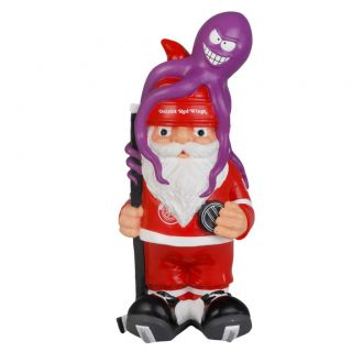 Detroit Red Wings 11 inch Thematic Garden Gnome