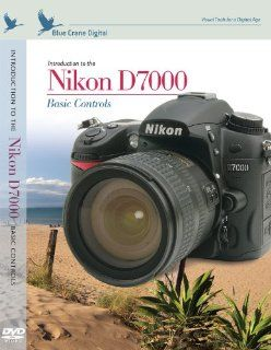 Blue Crane Digital zBC137 Introduction DVD for Nikon D7000