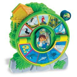 Fisher Price Diegos Animal Adventure Toys & Games