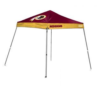 Coleman Washington Redskins 10x10 foot Tailgate Canopy Tent Gazebo