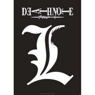 87)   Achat / Vente TABLEAU   POSTER DEATH NOTE  Poster L (87