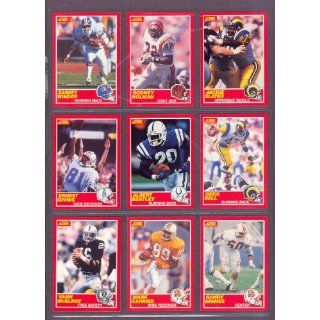 1989 Score #141 Sammy Winder Broncos (Mint): Collectibles