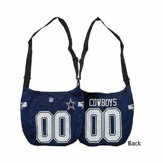 Dallas Cowboys NFL 00 Game Day Jersey Purse Sports
