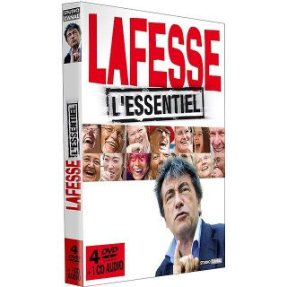 DVD SPECTACLE DVD Lafesse droite Lafesse gauche, vol 1 et 2 ;