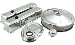 Proform 141 964 Chrome Engine Dress Up Kit for Small Block Chevy