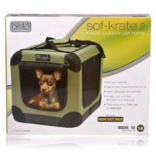 Noztonoz/Firstrax Sof Krate 2   Indoor/Outdoor Pet Home Nn