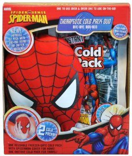 Bye bye Boo boo Spider man Therapeutic Cold Pack Duo
