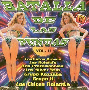 Batalla De Puntas 2 Various Artists Music