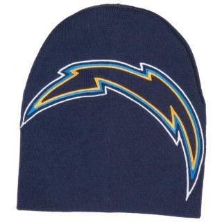 San Diego Chargers Big Logo Stocking Hat