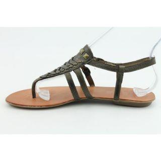 ZIGI Girl Womens Fiesty Metallics Sandals (Size 7)