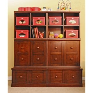 Integrity Direct Furniture Inc 6 piece Storage Cube
