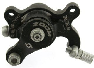 ZOOM Disc Brake Caliper Rear 140mm Dual Pad Adjust Sports