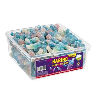 Haribo Purple Cola Pik 210 pièces   Achat / Vente CONFISERIE DE SUCRE