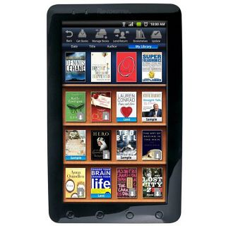 Pandigital Novel R91L256 9 Color Multimedia eReader