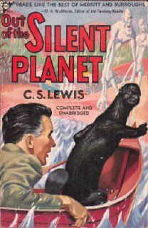 Out of the Silent Planet (Avon SF, #195) Books