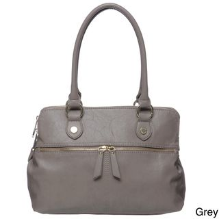 Steve Madden Bharlee Triple Compartment Satchel Bag