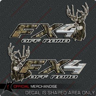 Truck Deer Hunting Camo Decals Archery F 150 F 250