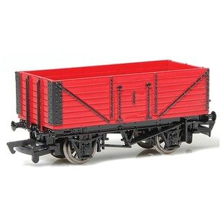 Bachmann HO Scale Thomas and Friends Separate Sale Red Open Wagon